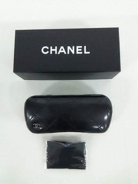 CHANEL(シャネル) メガネ 3188 クリア×ダークブラウン プラスチック 9