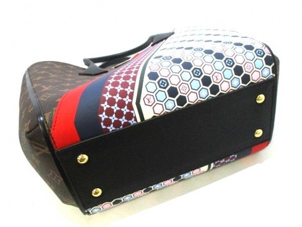 ルイヴィトン トートバッグ モノグラム美品  キモノMM M42850 4