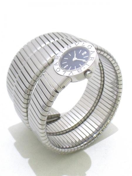ブルガリ 腕時計美品  ブルガリブルガリ トゥボガススネーク BB191TS 2