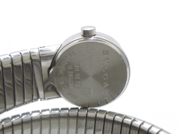 ブルガリ 腕時計美品  ブルガリブルガリ トゥボガススネーク BB191TS 3