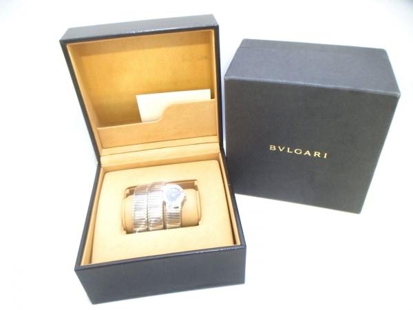 ブルガリ 腕時計美品  ブルガリブルガリ トゥボガススネーク BB191TS 7