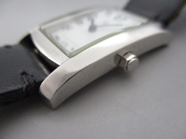 IL BISONTE(イルビゾンテ) 腕時計 - レディース 白 8