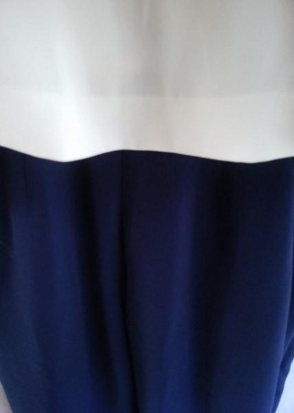 エンフォルド オールインワン サイズ36 S レディース ネイビー×白 8