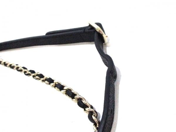 CHANEL(シャネル) ショルダーバッグ美品  マトラッセ A93856 黒 8