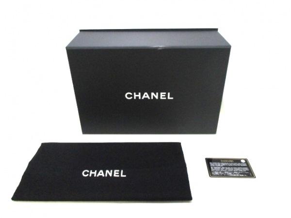 CHANEL(シャネル) ショルダーバッグ美品  マトラッセ A93856 黒 9