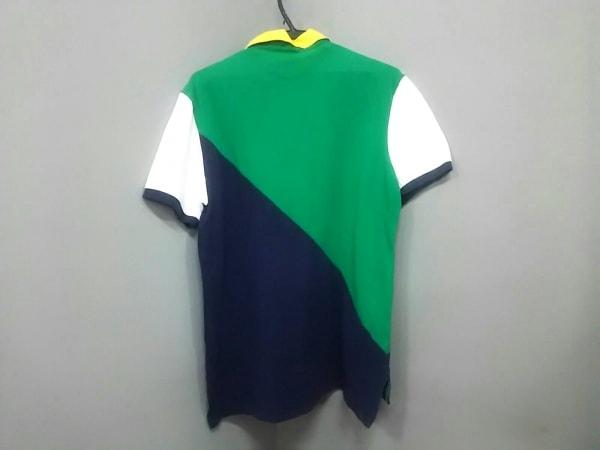 ポロラルフローレン 半袖ポロシャツ サイズM メンズ美品  CUSTOM FIT 2