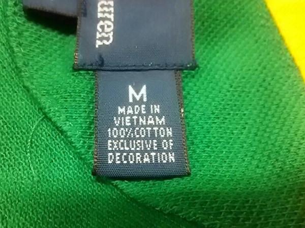 ポロラルフローレン 半袖ポロシャツ サイズM メンズ美品  CUSTOM FIT 4