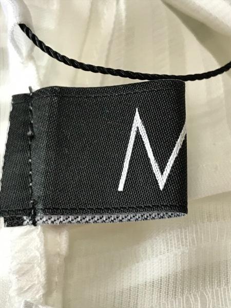M・Fil(エムフィル) ノースリーブカットソー レディース新品同様  白 3