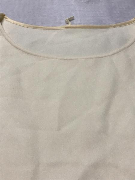 M・Fil(エムフィル) 七分袖カットソー レディース美品  アイボリー 6