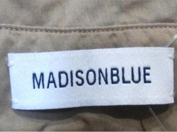 マディソンブルー 半袖シャツブラウス レディース美品 3
