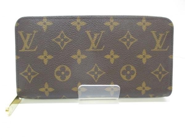 ルイヴィトン 長財布 モノグラム美品  ジッピー・ウォレット M41895 0