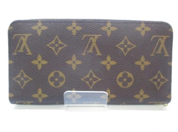 ルイヴィトン 長財布 モノグラム美品  ジッピー・ウォレット M41895 2