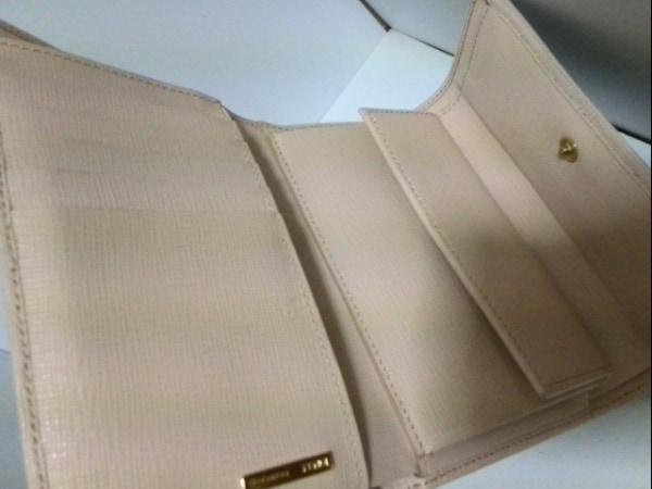 FENDI(フェンディ) 3つ折り財布 ズッカ柄 8M0026 PVC(塩化ビニール) 3