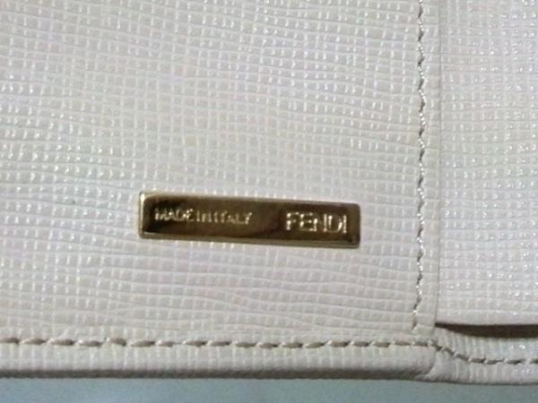 FENDI(フェンディ) 3つ折り財布 ズッカ柄 8M0026 PVC(塩化ビニール) 5