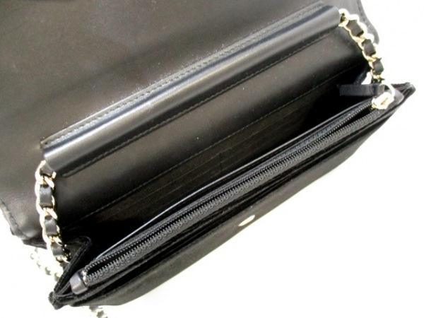 CHANEL(シャネル) 財布 マトラッセ A48654 黒 ベロア 3
