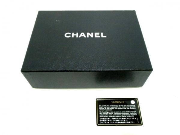CHANEL(シャネル) 財布 マトラッセ A48654 黒 ベロア 9