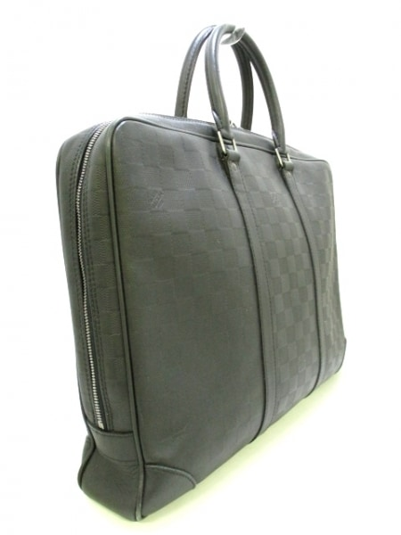 ルイヴィトン ビジネスバッグ ダミエアンフィニ美品  N41146 2
