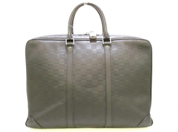 ルイヴィトン ビジネスバッグ ダミエアンフィニ美品  N41146 3