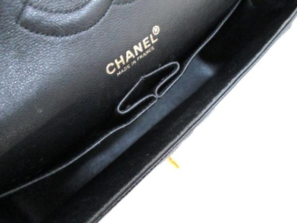 CHANEL(シャネル) ショルダーバッグ美品  マトラッセ A01112 黒 5