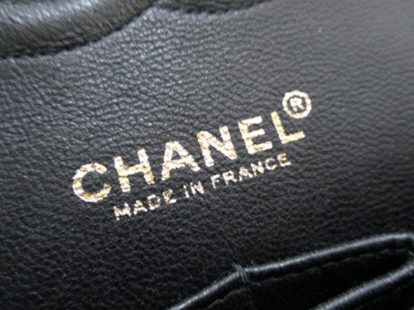 CHANEL(シャネル) ショルダーバッグ美品  マトラッセ A01112 黒 6