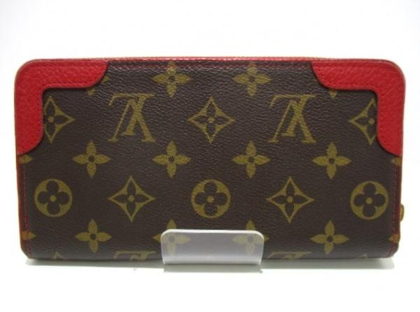 ルイヴィトン 長財布 モノグラム美品  ジッピー・ウォレット M61854 2