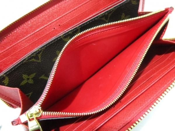 ルイヴィトン 長財布 モノグラム美品  ジッピー・ウォレット M61854 4