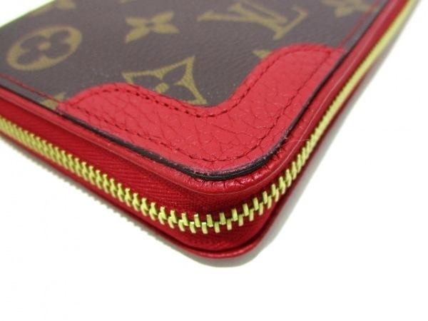 ルイヴィトン 長財布 モノグラム美品  ジッピー・ウォレット M61854 7