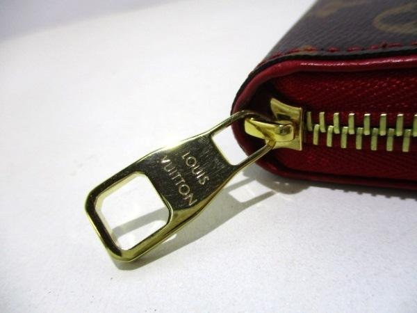 ルイヴィトン 長財布 モノグラム美品  ジッピー・ウォレット M61854 8