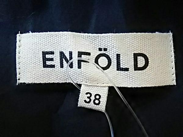 エンフォルド オールインワン サイズ38 M レディース美品  黒 3