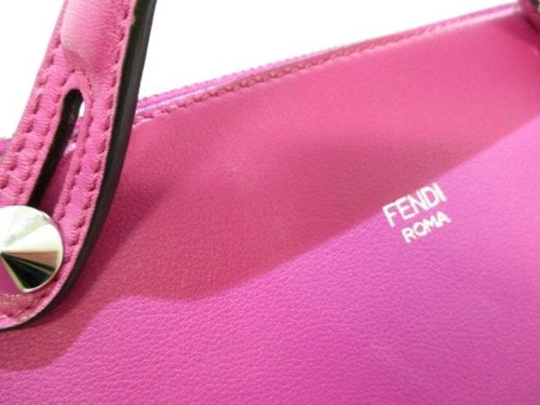 FENDI(フェンディ) ハンドバッグ バイザウェイ 8BL124 ピンク レザー 8