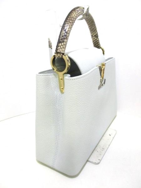 ルイヴィトン ハンドバッグ パルナセア美品  カプシーヌPM N92856 2