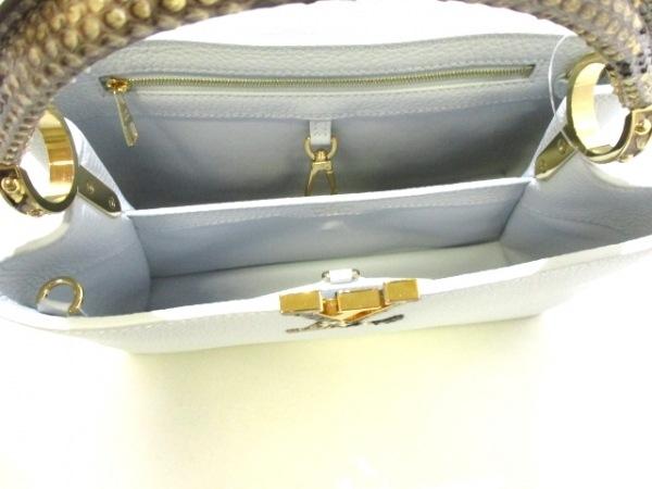 ルイヴィトン ハンドバッグ パルナセア美品  カプシーヌPM N92856 5