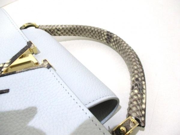 ルイヴィトン ハンドバッグ パルナセア美品  カプシーヌPM N92856 8