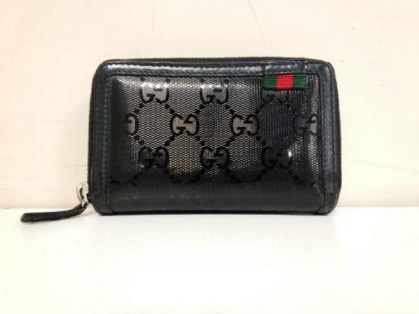GUCCI(グッチ) カードケース インプリメ 269364 黒 0