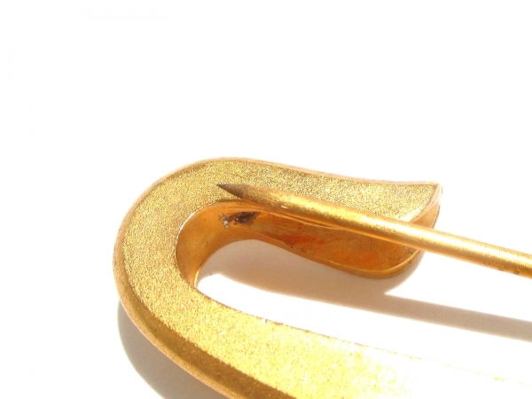 CHANEL(シャネル) ブローチ 金属素材 ゴールド ココマーク 4