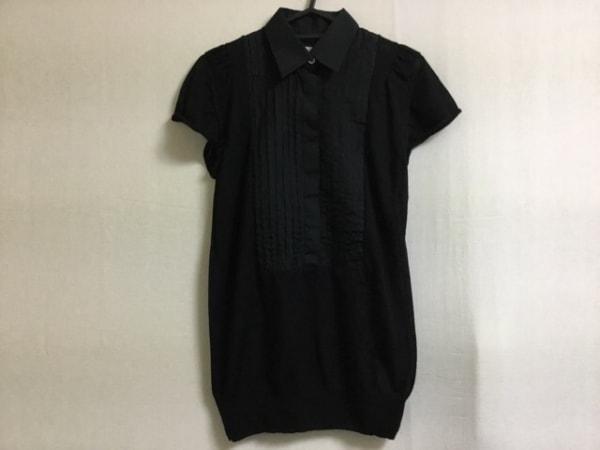 Sacai(サカイ) 半袖シャツブラウス サイズ2 M レディース 黒 605 0