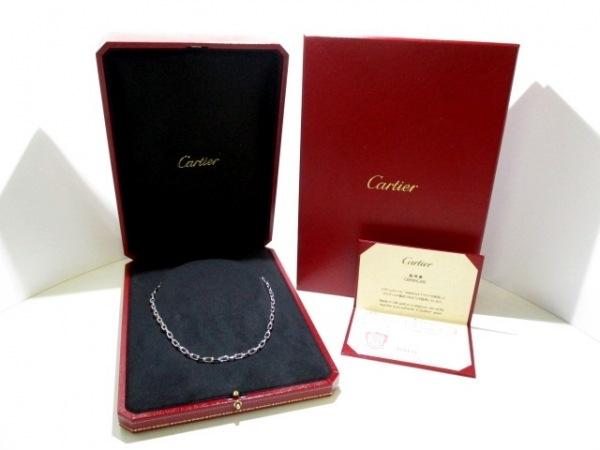 Cartier(カルティエ) ネックレス新品同様  スパルタカス K18WG 6