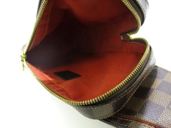 ルイヴィトン ウエストポーチ ダミエ ジェロニモス N51994(旧型) 5