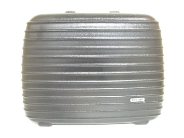 RIMOWA(リモワ) トランクケース美品  黒 ポリカーボネイト 0