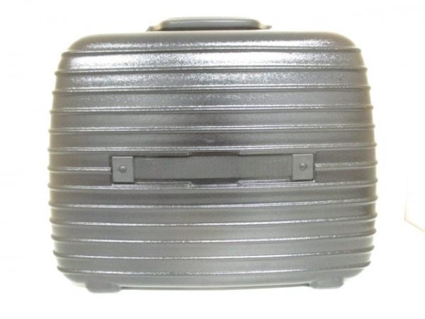 RIMOWA(リモワ) トランクケース美品  黒 ポリカーボネイト 3