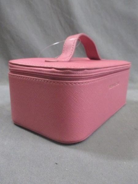 MICHAEL KORS(マイケルコース) バニティバッグ美品  ピンク レザー 2