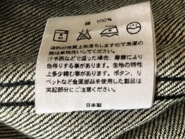 ハイク コート サイズ3 L レディース ネイビー デニム/春・秋物 4