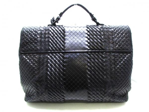 ボッテガヴェネタ ビジネスバッグ イントレチャート B02079116V 黒 3