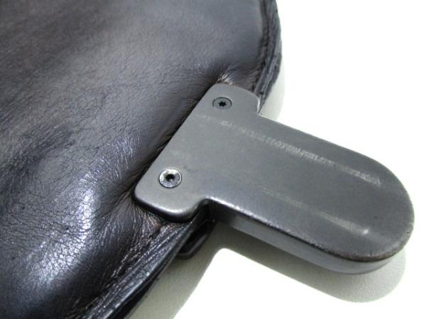 ボッテガヴェネタ ビジネスバッグ イントレチャート B02079116V 黒 8