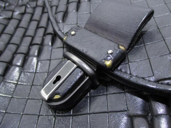 ボッテガヴェネタ ビジネスバッグ イントレチャート B02079116V 黒 9