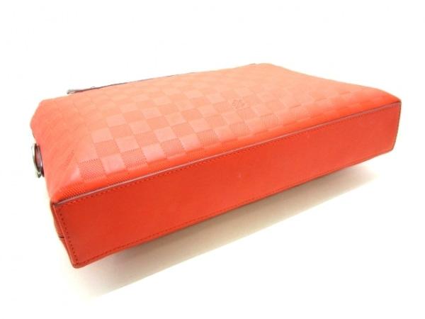 ルイヴィトン ビジネスバッグ ダミエアンフィニ N48265 マグマ 4