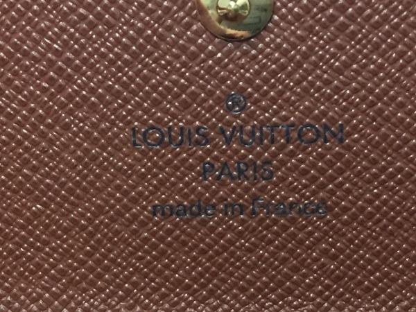 ルイヴィトン キーケース モノグラム ミュルティクレ4 M62631 5
