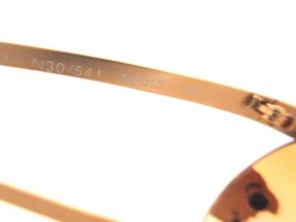 ヴェルサーチ サングラス美品  MOD.N86-H ライトブラウン×ゴールド 5