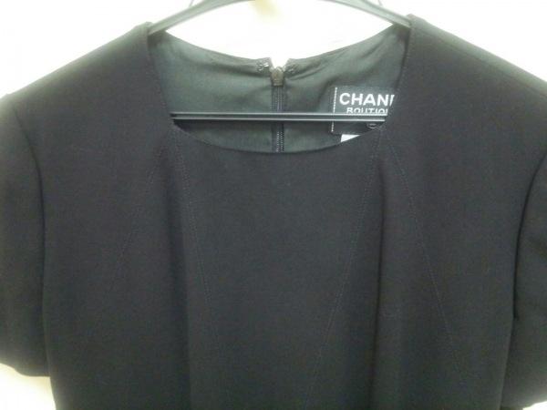 CHANEL(シャネル) ワンピース サイズ36 S レディース 黒 5