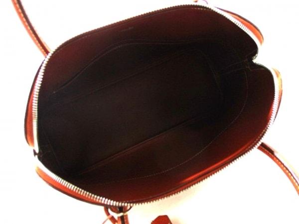 HERMES(エルメス) ハンドバッグ ボリード37 ブリック シルバー金具 5